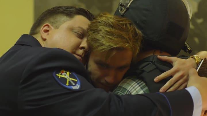 Полицейский с Рублевки как проходил кастинг