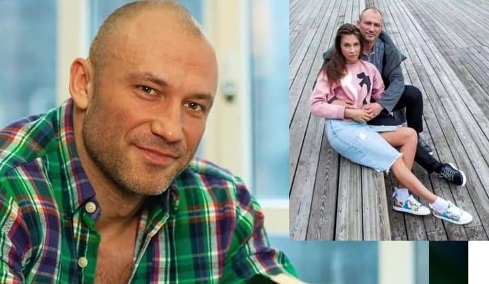 Константин Соловьев и Анастасия Ларина