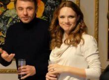 Кристина Бродская: любящая жена неординарного мужчины, биография, личная жизнь актрисы